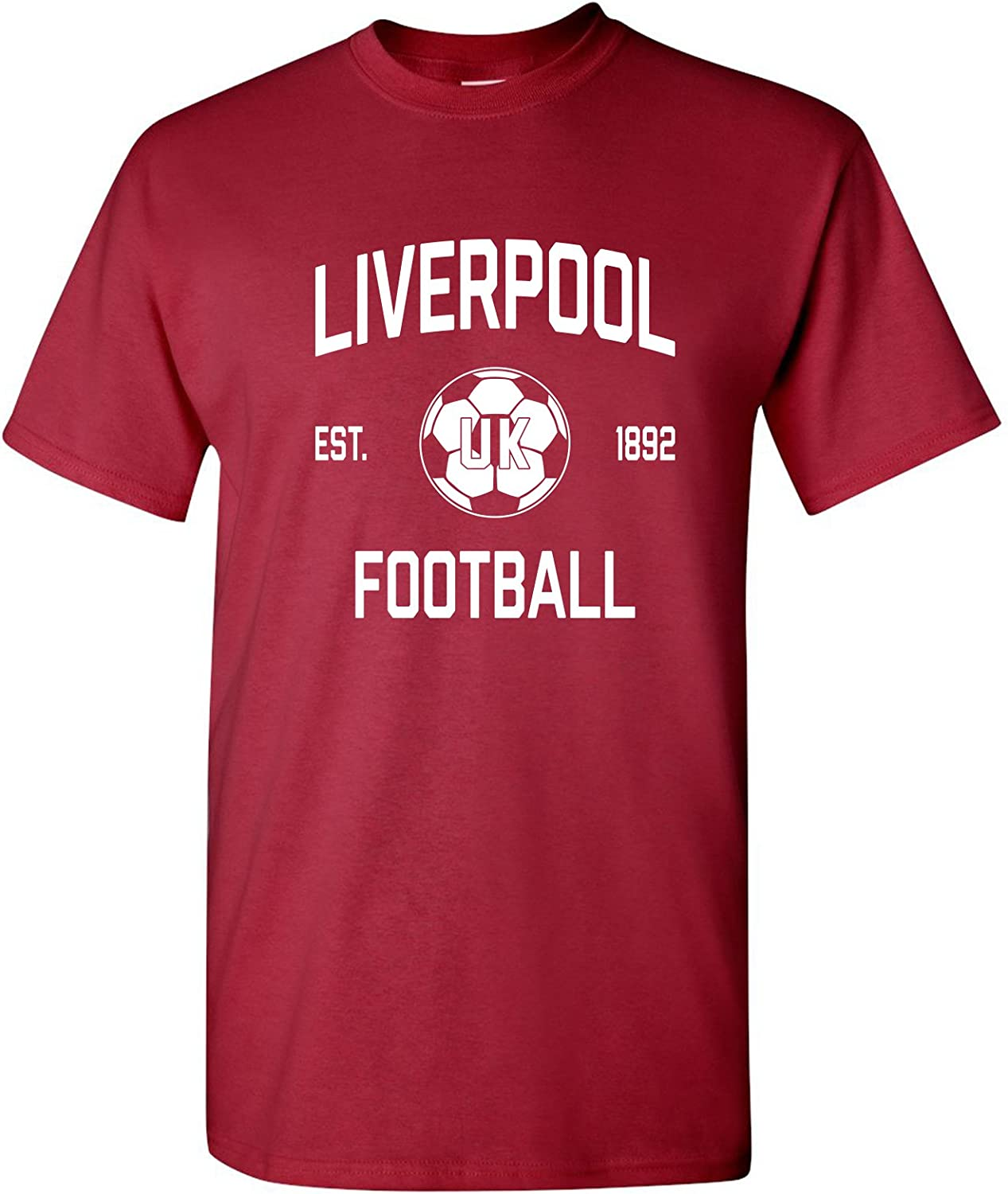 World Classic Soccer Football Arch Cup T Shirt