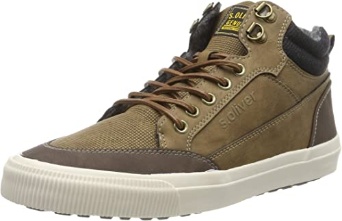 s.Oliver Herren 5 5 15224 23 Hohe Sneaker