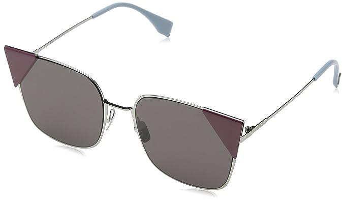 Fendi FF 0191/S P3 6LB, Gafas de Sol para Mujer, Gris ...