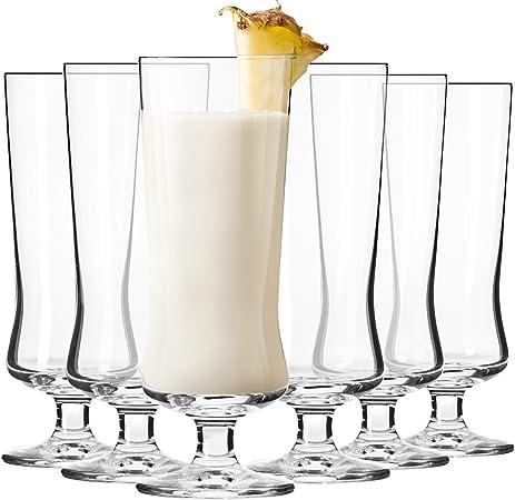 Parfait la Maison Collection Avant-Garde Les F/êtes Krosno Margarita Cocktail Verre Lot de 6 Les Restaurants 270 ML Lave-Vaisselle et Micro-Ondes