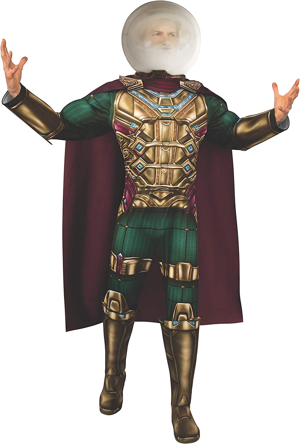 Rubie's Spider-Man: Far from Home Deluxe Mysterio Adult Costume