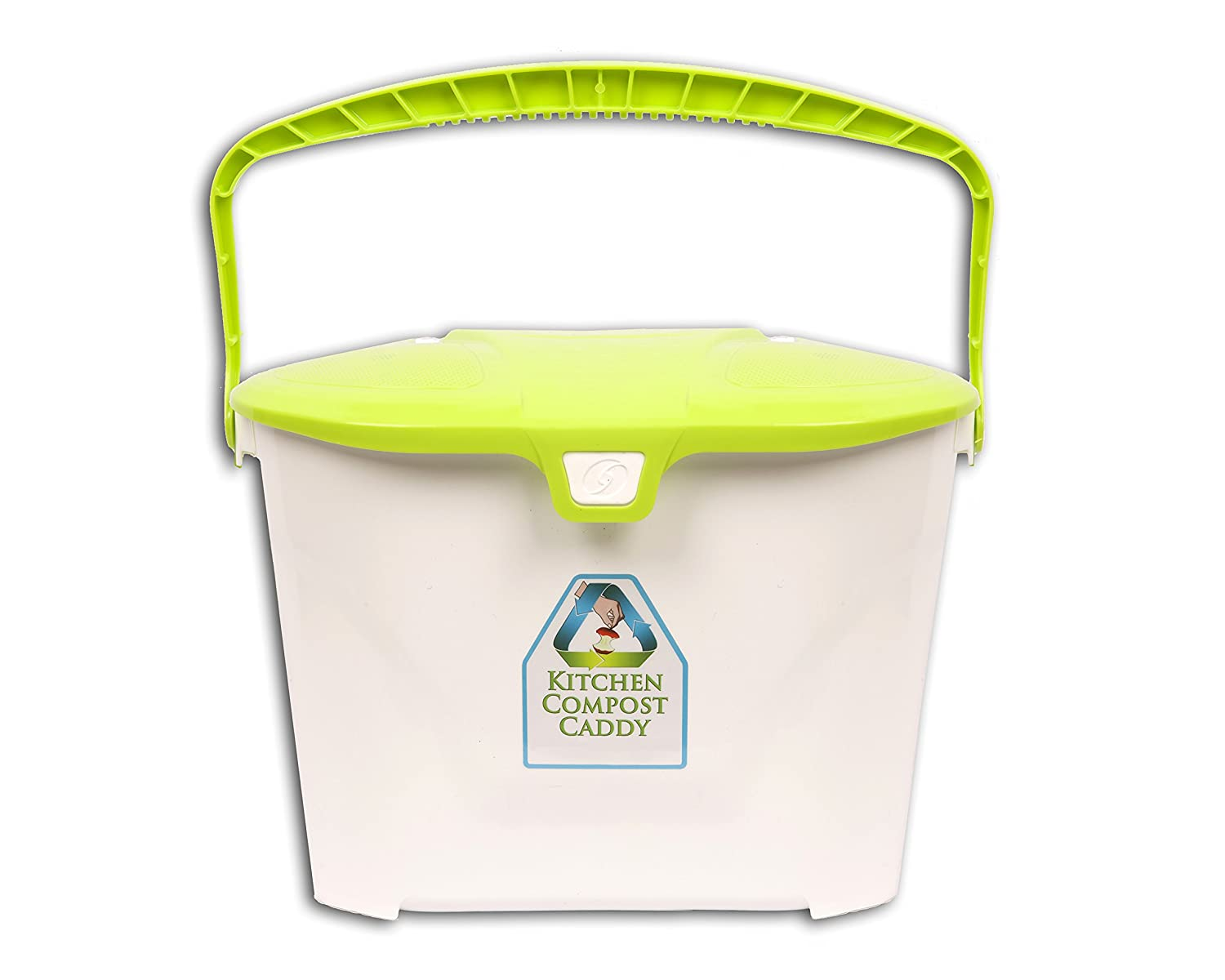 Kitchen Compost Caddy ventilato compost secchio