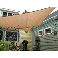 Deals on Shade&Beyond 8 x 10-Ft Sun Shade Sail Canopy PZ-00004-00Y5C