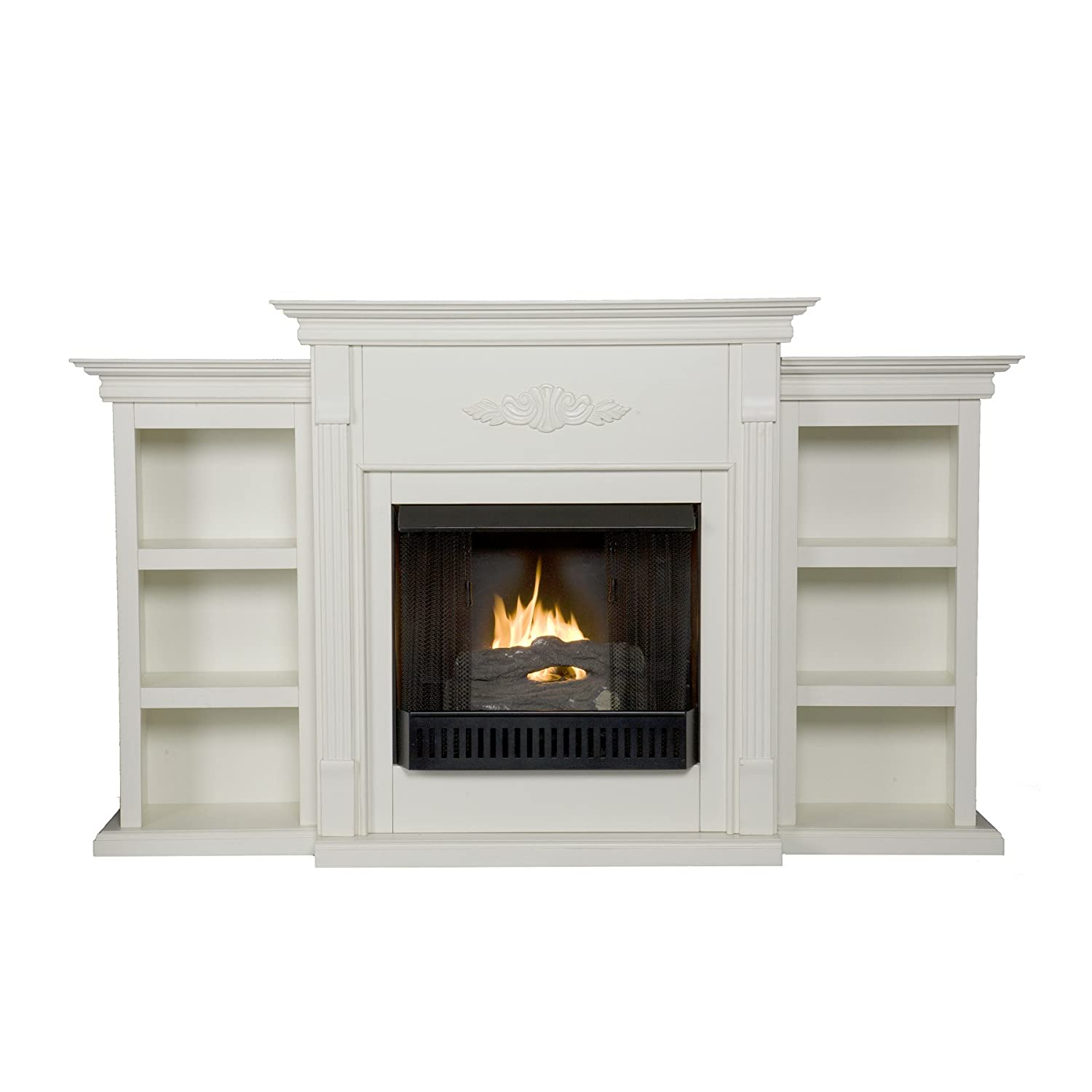 Amazon Com Southern Enterprises Sei Tennyson Gel Fuel Fireplace