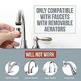 SmarterFresh Seven Piece Faucet Adapter