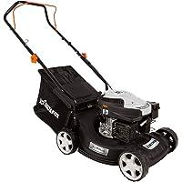 DELTAFOX Benzinegrasmaaier - 4-takt motor RATO RV125-127,1 cm³ cilinderinhoud - 400 mm maaibreedte - 40 l grasopvangbak…