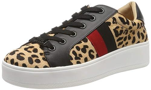 314bdc84688 Steve Madden Women s Belle Sneaker Trainers