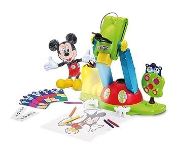 Famosa 700005251 Disney Artist - Proyector para Dibujar, diseño de Mickey Mouse
