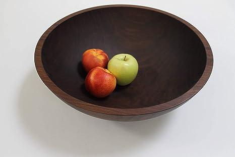 Amazon.com: 17 inch – Ensaladera (elegir cereza, madera de ...