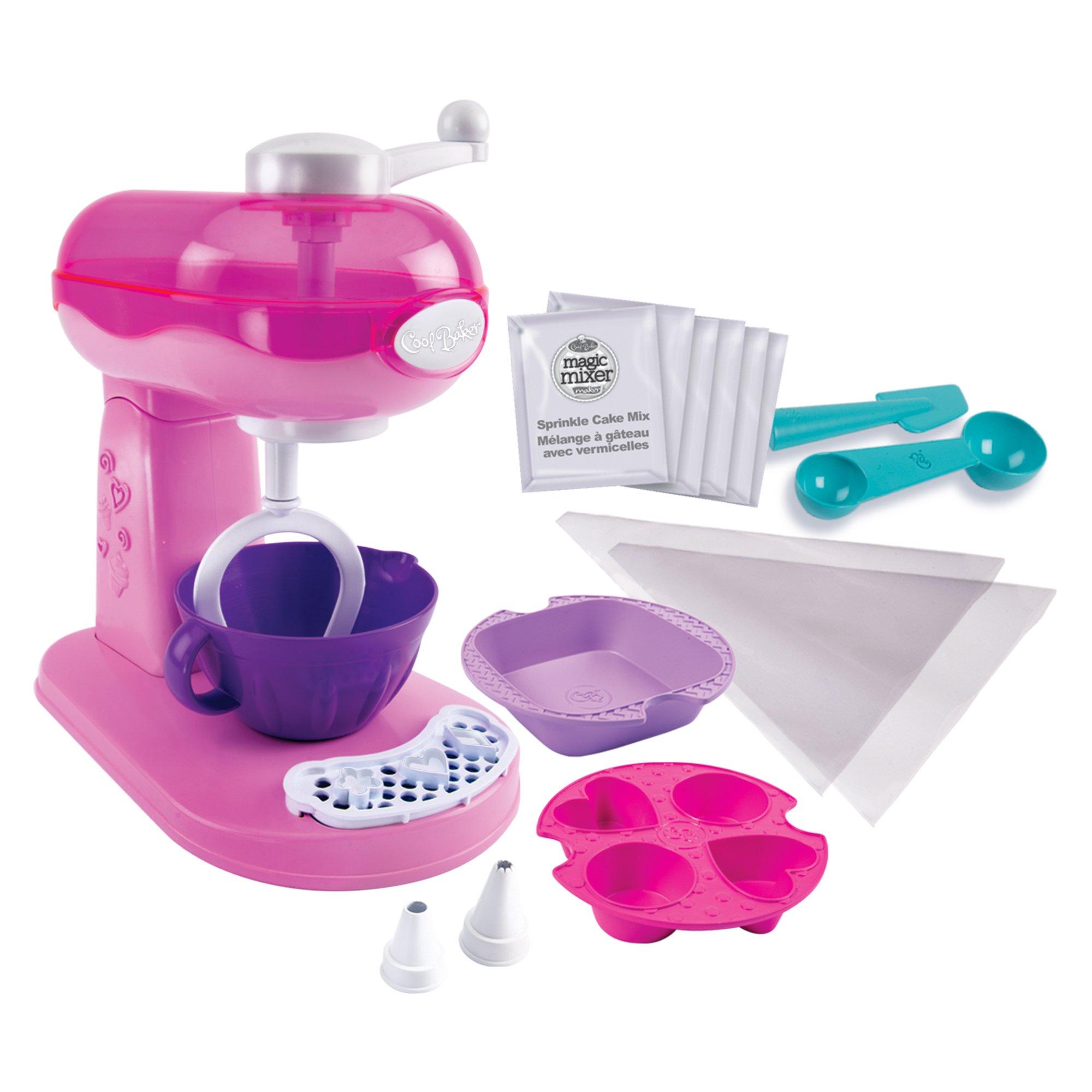 Cool Baker Magic Mixer Maker - Pink by Cool Baker