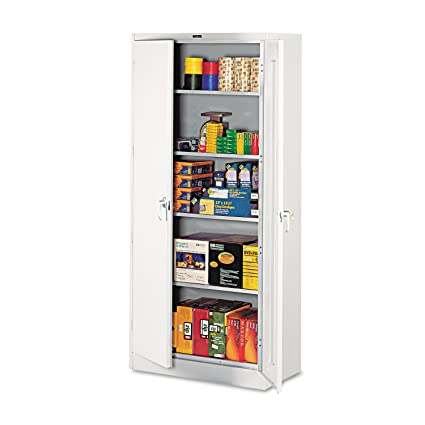 Amazon Com Tennsco 1870 36 By 18 By 78 Inch Deluxe Steel Storage