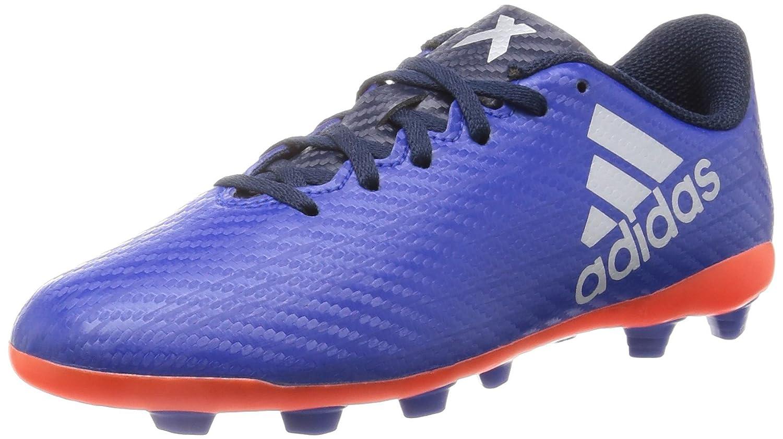 san francisco 53024 6ef3b adidas X 16.4 FxG Football Shoe - BA8290 CROYAL: Amazon.co ...