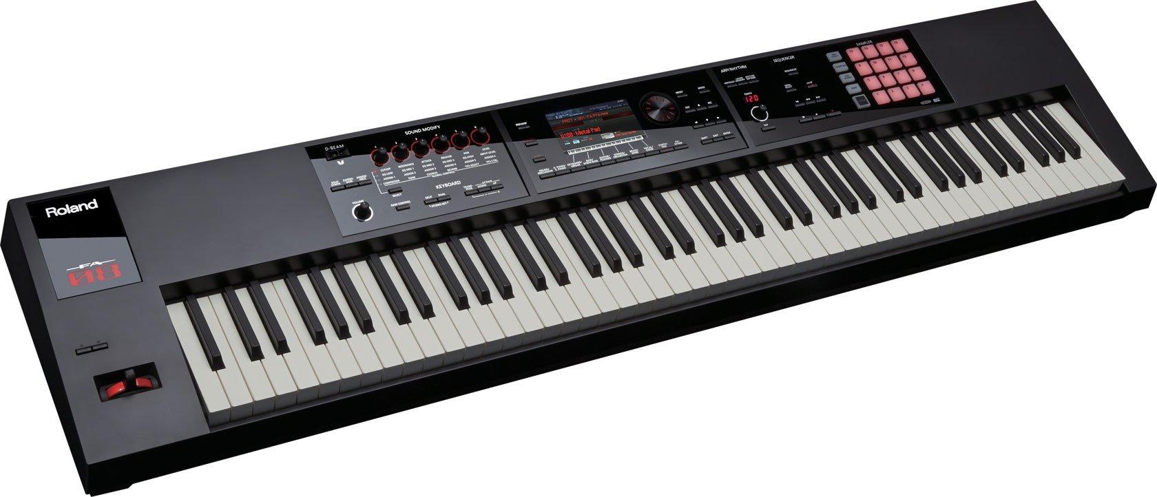 Yamaha MOXF8 Vs Roland FA-08