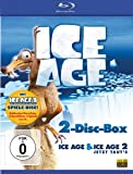 Ice Age 1&2 (k¡not¡cket) (2-bd)mm [Blu-ray]