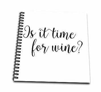 3d Rose Ist Es Zeit Fur Wein Zeichnen Buch Amazon De Kuche Haushalt