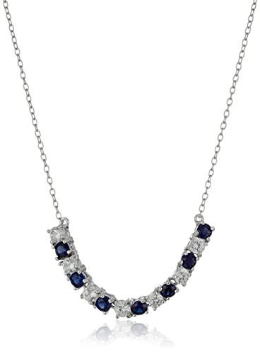 necklace created pdp opal product lab sapphire p white