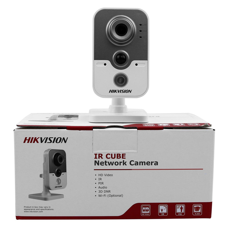 Hikvision ds-2cd2442fwd-iw 4 MP IR cámara de Red Cubo ...