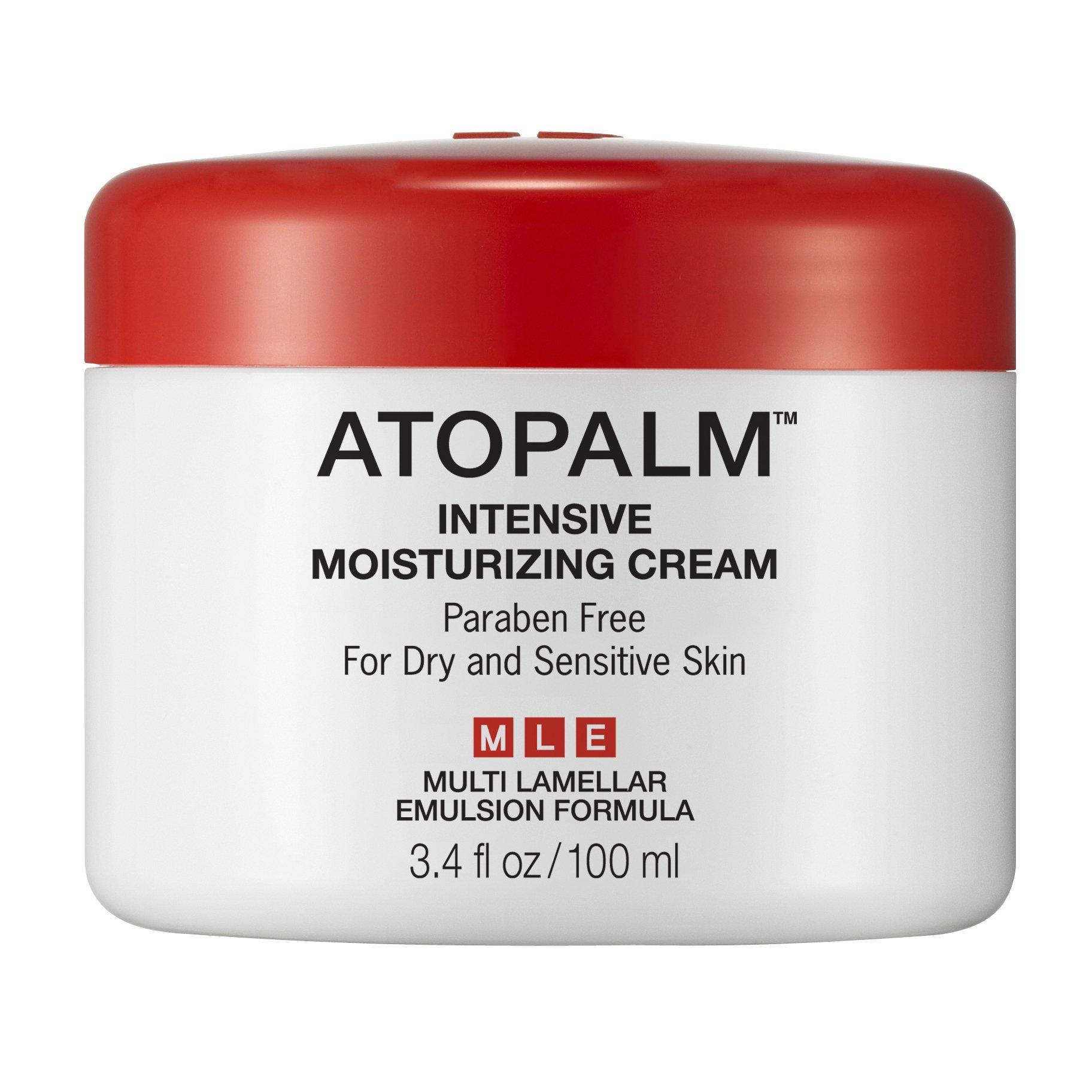 Atopalm Intensive Moisturizing Cream, 3.4 fl. Ounce by Atopalm