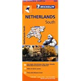 Netherlands South Regional Map 532 (Michelin Regional Maps)