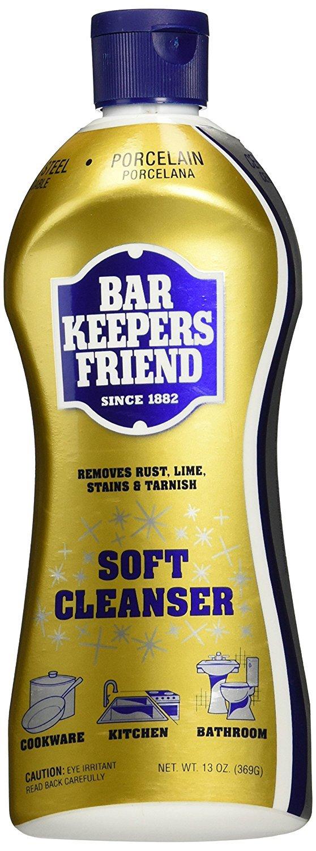 Bar Keepers Friend  13 Oz Bar Keepers Friend Soft Cleanser
