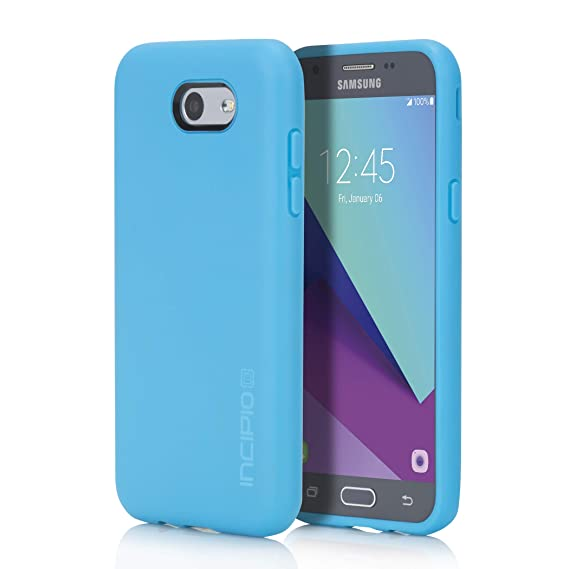 super popular 02df0 ca298 Incipio NGP Case for Samsung Galaxy J3 Smartphone - Blue