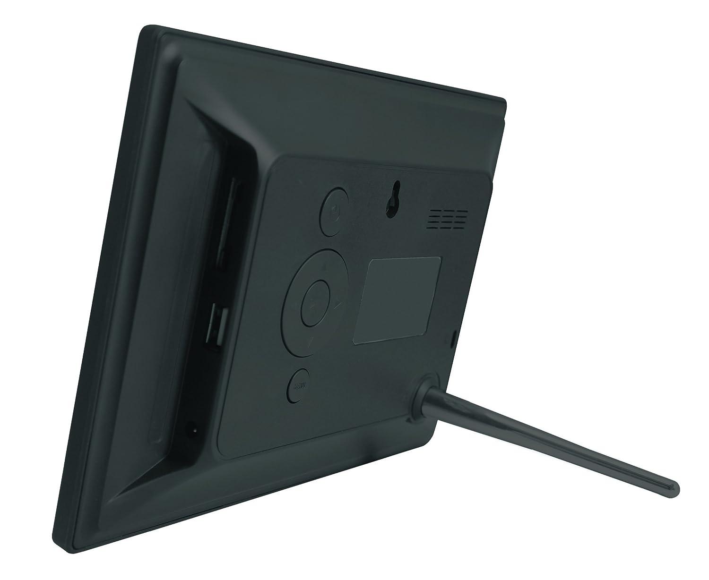 Amazon.com: 10.1-pulgadas TFT LCD marco de fotos digital NF-1000 con retroiluminación LED 1024 x 600 (Negro): Electronics