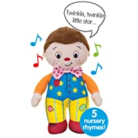 Mr Tumble Nursery Rhymes with Soft Toy