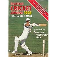 Playfair Cricket Annual 1993