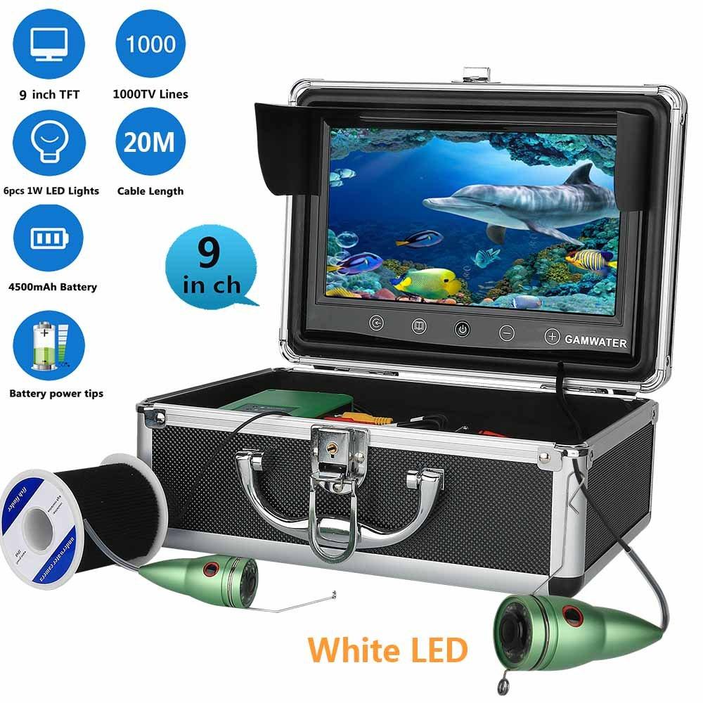 9インチHDワイヤレスポータブル水中釣りカメラ赤外線ライトフィッシュディテクタ20M B07NYCWTLF B07NYCWTLF, publiceyes:5e262999 --- ijpba.info