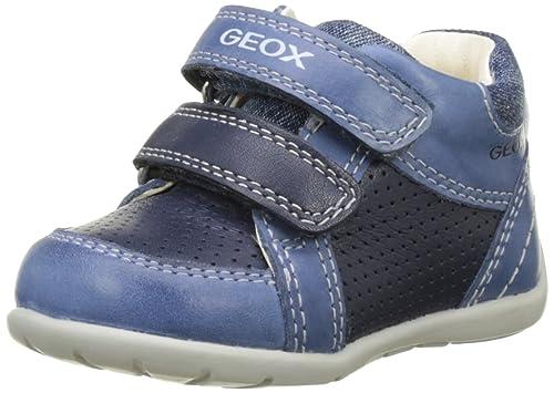 Geox B Kaytan B, Botines de Senderismo para Bebés, Azul (Navy/lt Bluec0693), 18 EU: Amazon.es: Zapatos y complementos