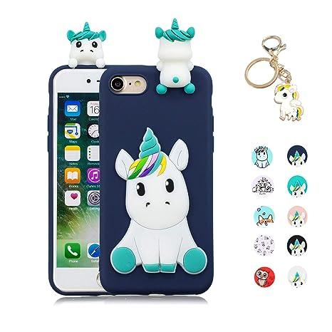 Kawaii-Shop Funda Compatible con iPhone 6S 6 Silicona Case ...