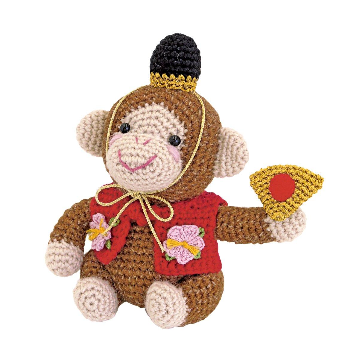 Orimupasu amigurumi kit zodiac Appare monkey MK-71