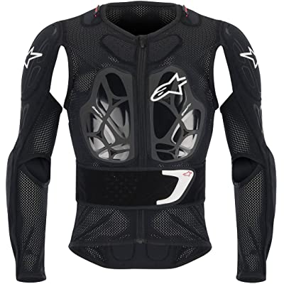 .com : Alpinestars Men's Tech Bionic Mob Jacket : Clothing