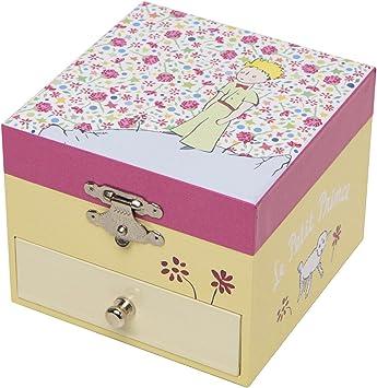 Trousselier – Le Petit Prince – Cofre Musical – pequeño flores: Amazon.es: Bebé