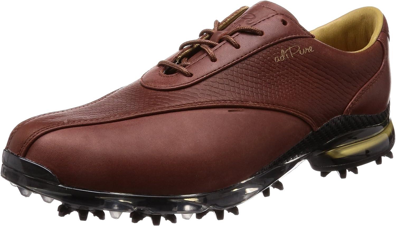 [アディダスゴルフ] ゴルフシューズ アディピュア tp 2.0 メンズ タンブラウン/タンブラウン/ゴールドメタリック 25.5 cm