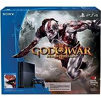 Consola PlayStation 4 de 500GB + Juego God of War 3 Remastered - Bundle Edition
