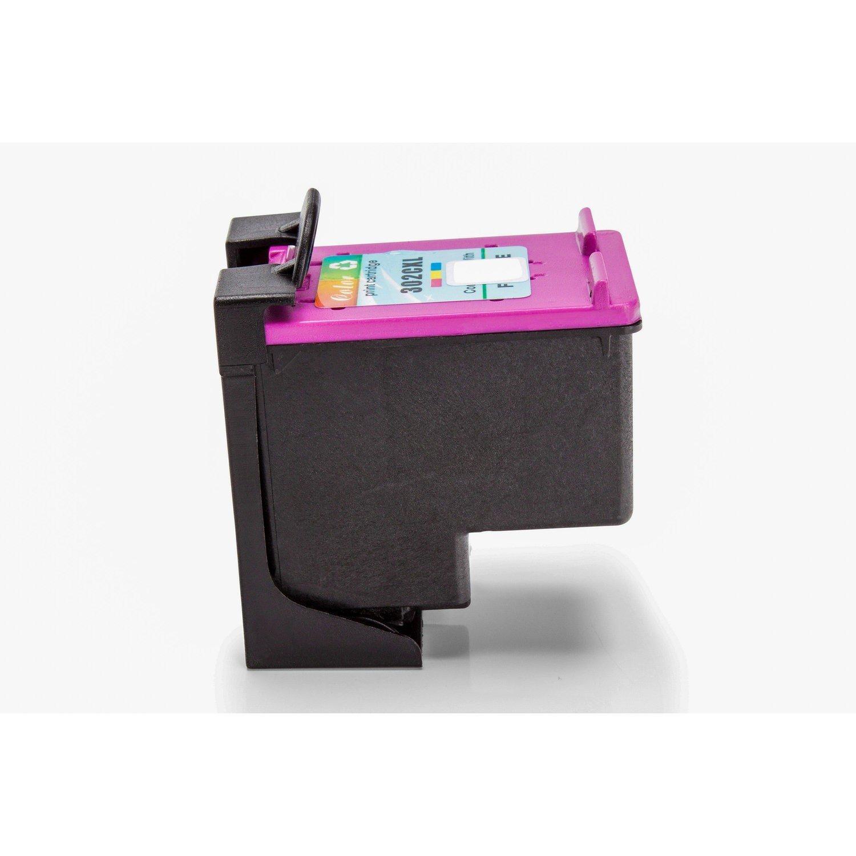 Inka Doo® de tinta compatible con HP Deskjet 3636 equivalente a HP ...