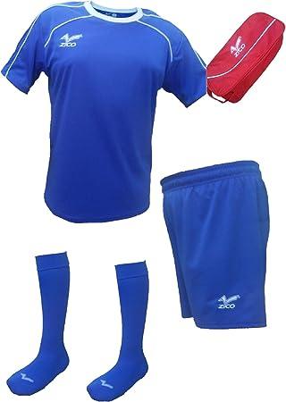 ZICO ESPAÑA Conjunto fútbol niño, equipación Camiseta, pantalón ...