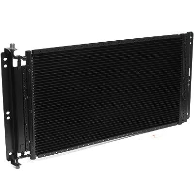 Universal Air Conditioner CN 40817PFC A/C Condenser: Automotive [5Bkhe0802444]