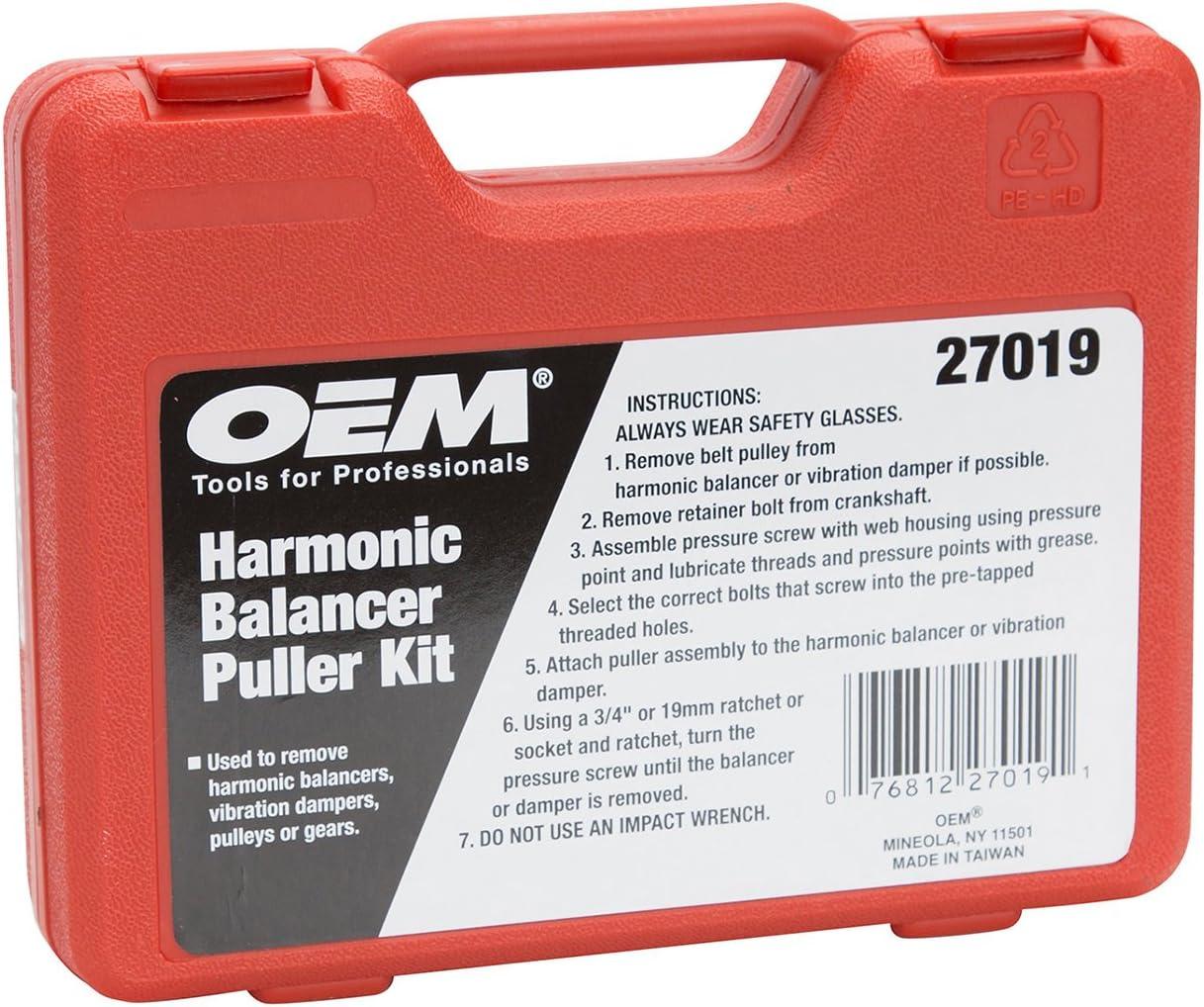 OEMTOOLS 27019  Harmonic Balancer