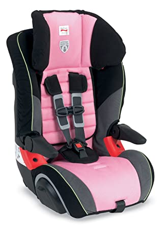 Britax Frontier Booster Car Seat Cover Set Pink Sky