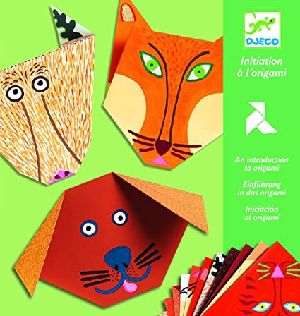Amazon Djeco Origami Animals Varios Toys Games