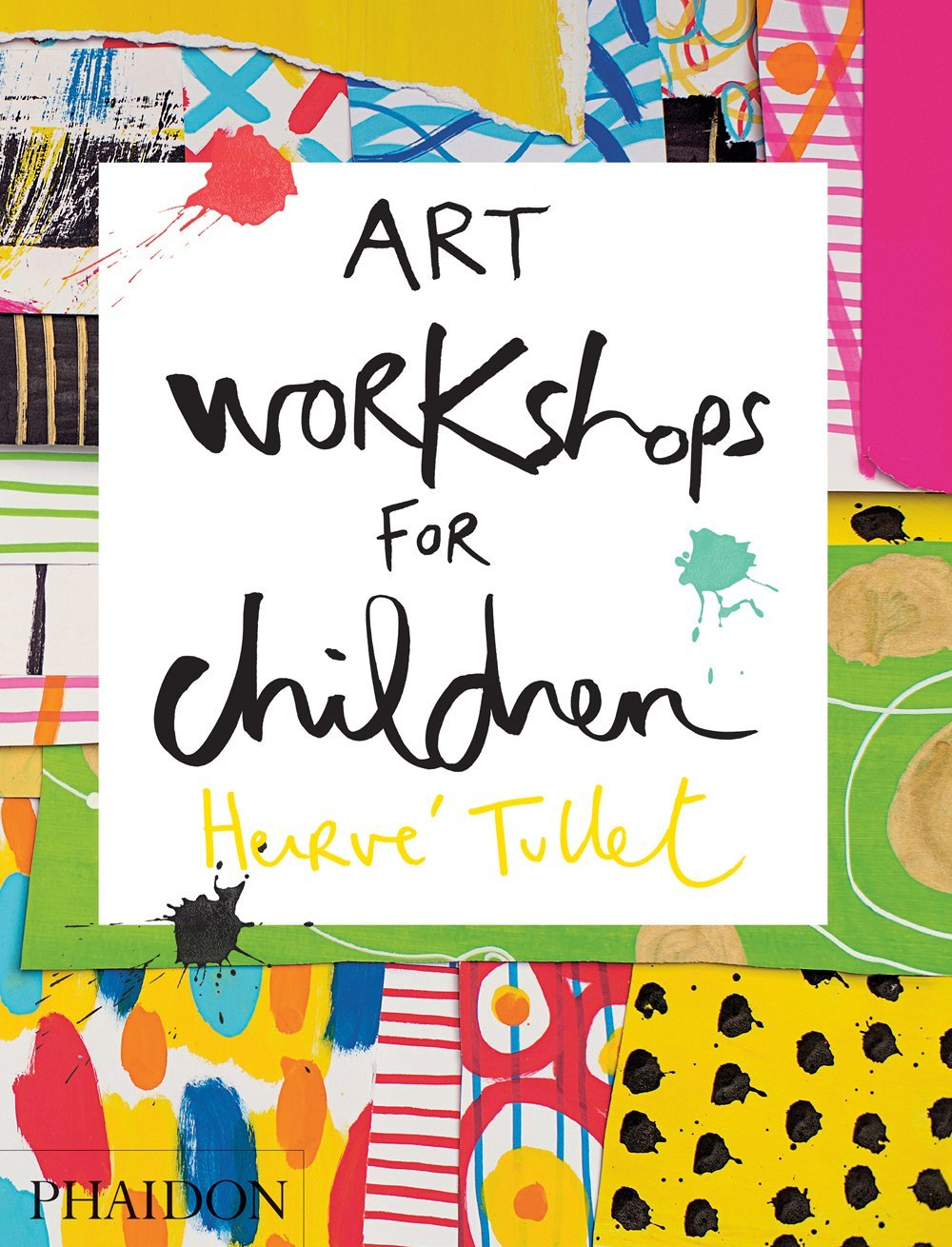 Art Workshops Children Herv%C3%A9 Tullet product image