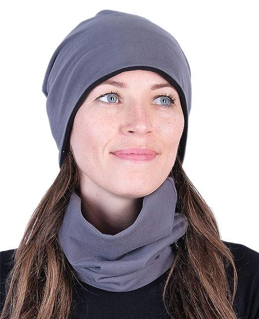 Hilltop - bufanda o gorra caliente, de doble capa. Se vende ...
