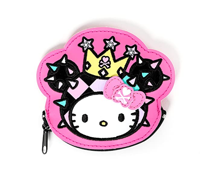 84c7fe1ca tokidoki x Hello Kitty Die-Cut Coin Purse: Cosmic at Amazon Women's ...
