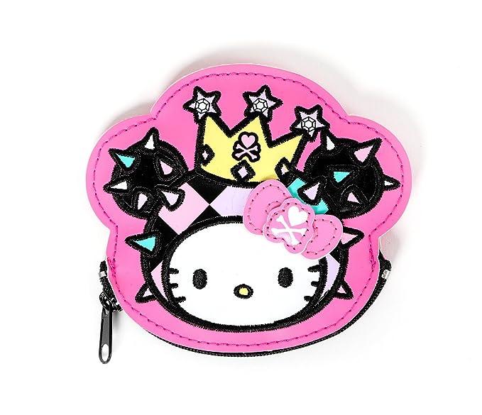 fbedc2480685 tokidoki x Hello Kitty Die-Cut Coin Purse  Cosmic at Amazon Women s ...