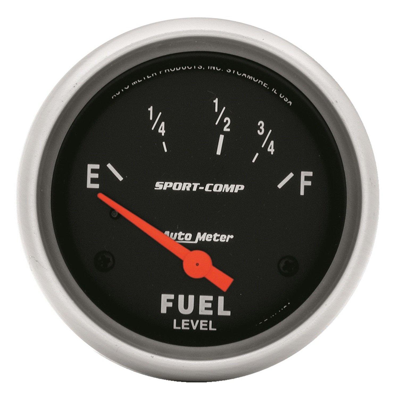 Auto Meter 3515 Sport-Comp Electric Fuel Level Gauge