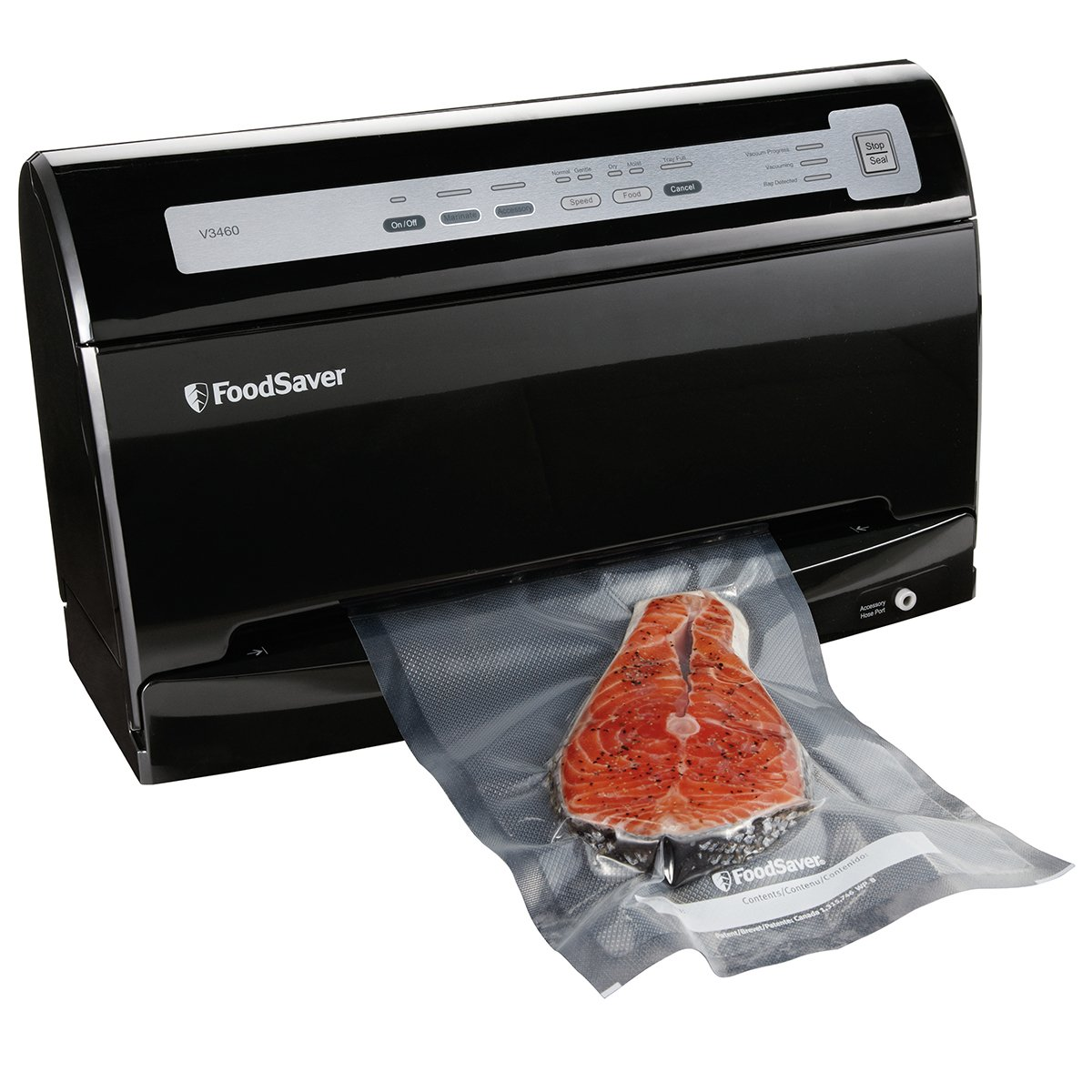 FoodSaver V3460 Automatic Vacuum Sealing System by FoodSaver