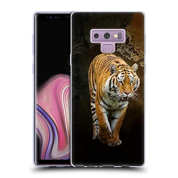 Amazoncom Official Simone Gatterwe Siberian Tiger Animals Soft Gel