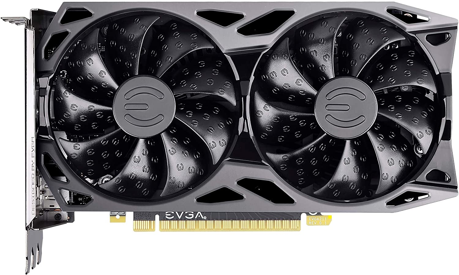 04G-P4-1157-KR EVGA GeForce GTX 1650 XC Ultra Gaming 4GB GDDR5